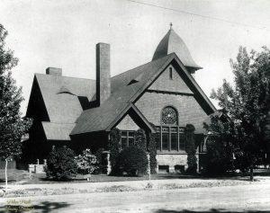 Unitarian Church : Day Nursery 1st Meeting 1897